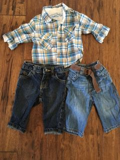 3 month outfit