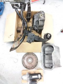 German Syncro Turbo Diesel Engine Conversion Kit