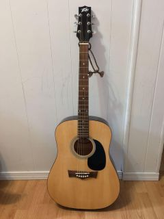 Peavey acoustic guitar