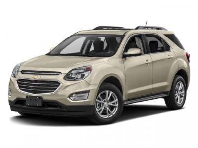 2017 Chevrolet Equinox LT (Patriot Blue Metallic)