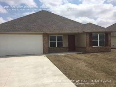 3722 Churchill Dr., Jonesboro AR 72404 - New Construction 4br 2ba Bridlewood Community