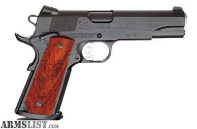 For Sale: SPRINGFIELD ARMORY FBI 1911 PROFESSIONAL CUSTOM 45 ACP