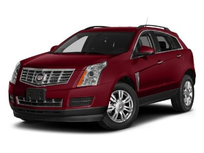 2014 Cadillac SRX Performance Collection (White)