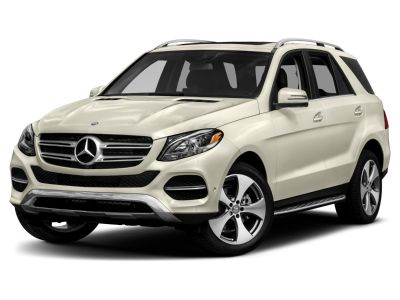 2018 Mercedes-Benz GLE GLE 350 (White)