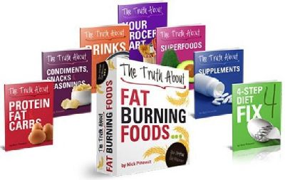 The Fat Burning Kitchen: Your 24-Hour Diet Transformation