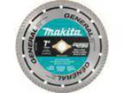 Makita A- -Inch Turbo Rim Diamond Masonry Blade
