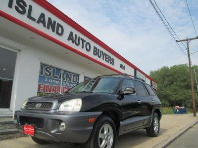 2005 Hyundai Santa Fe GLS (Black)
