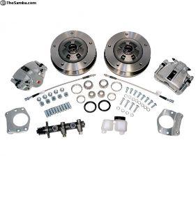 Bus disc brake kit