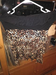 Size S tube top