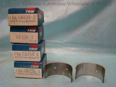 Find Ford GPW Willys Jeep 134 F L Head Go Devil Hurricane Rod Bearing Set 002 1939-73 motorcycle in Vinton, Virginia, United States, for US $60.00