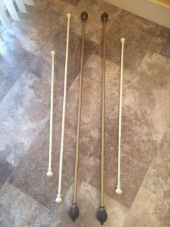 Nice Curtain Rods All $20