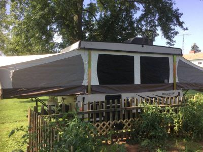 2017 Forest River Rockwood 2280 with AC