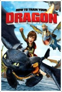 How to Train Your Dragon: I (2010), II (2014), III (2019)