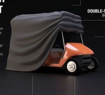Cold cart cover