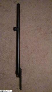 For Sale: Mossberg 500 88 Rifled Cantilever Scope Mount 12g Slug Barrel