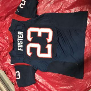 Foster jersey