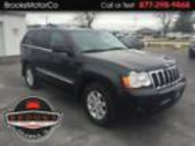 2008 Jeep Grand Cherokee 4WD 4dr Limited 2008 Jeep Grand Cherokee 4WD 4dr