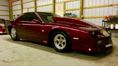 1990 Chevrolet Camaro - Small Block Chevy - A Must See!!!
