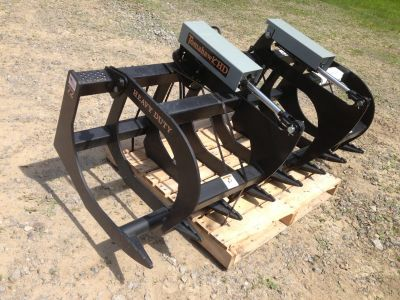 NEW SKID STEER ATTACHMENTS