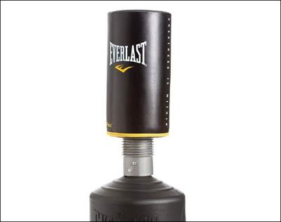 Everlast Punching Bag Body Size Exercise Work Out Gym MMA Martial Arts Grappling Karate