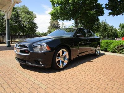 2012 Dodge Charger R/T (Black)