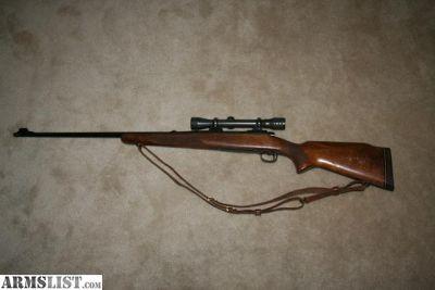 For Sale: Pre-64 Winchester Model 70
