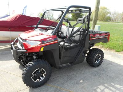 2018 Polaris Ranger XP 1000 EPS Side x Side Utility Vehicles Belvidere, IL