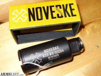 For Sale: Noveske KX-3 Flash Suppressor