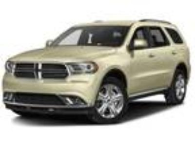 used 2016 Dodge Durango for sale.