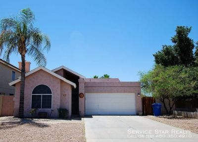 3 Bed/ 2 Bath Adorable North Phx Home