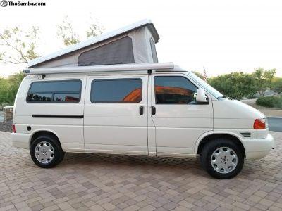 2000 Eurovan Camper 124K miles