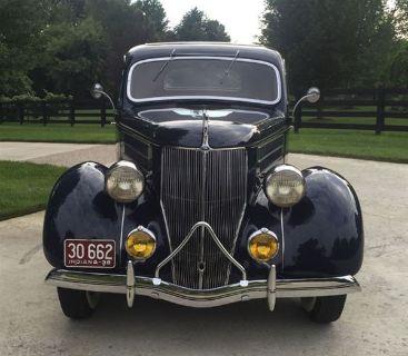 1936 Ford 5 Window