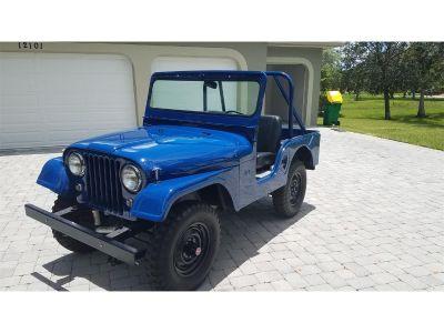1960 Jeep CJ5