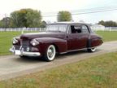 1942 Lincoln Continental Hot Rod