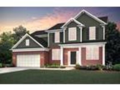 The Meridian II by Gray Point Homes: Plan to be Built