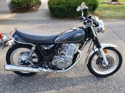 2015 Yamaha SR 400