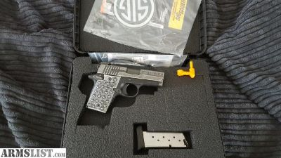 For Sale: Sig Sauer p938 we the people