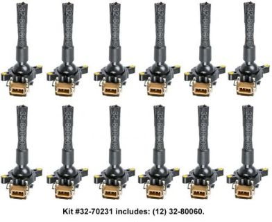 Purchase Brand New Top Quality Complete Ignition Coil Set Fits BMW 750Il And 850Ci motorcycle in San Diego, California, United States, for US $215.95