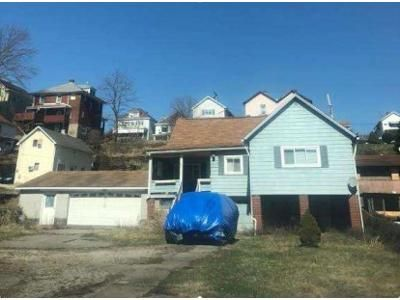 3 Bed 1 Bath Foreclosure Property in Donora, PA 15033 - 7th St