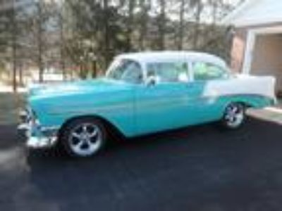 1956 Chevrolet Bel Air 150 210 Standard 350