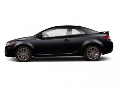 2010 Kia Forte Koup EX (Ebony Black)