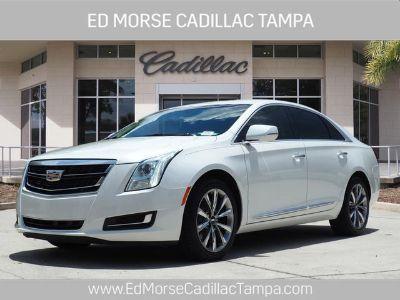 2017 Cadillac XTS 3.6L V6 (Crystal White)