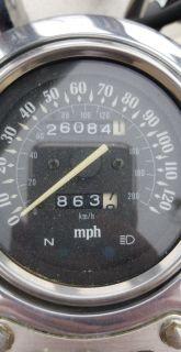 1997 Kawasaki VULCAN 800 CLASSIC