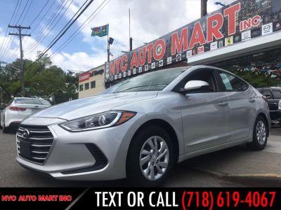 2017 Hyundai Elantra Limited 2.0L Auto (Alabama) (Silver)