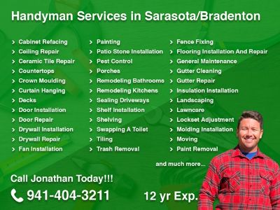 Handyman Handyman Handyman Affordable Prices