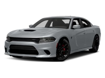 2017 Dodge Charger SRT Hellcat (Pitch Black Clearcoat)
