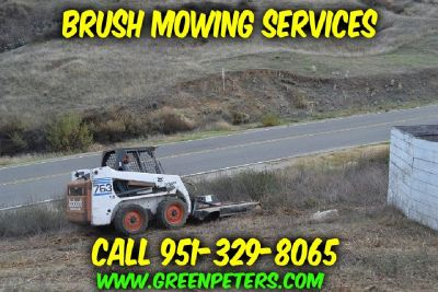 Professional Brush Mowing & Land Clearing Services in Temecula