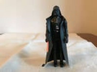 Vintage Kenner Star Wars Darth Vader Figure 1977