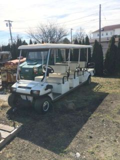 2008 Club Car Carryall 6 Electric