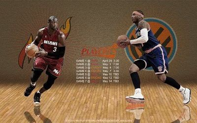 NBA Eastern Conference First Round: Miami Heat vs. TBD - Home Game 3